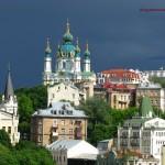Прогулка по центру Киева