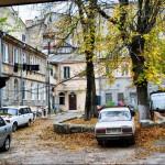 Одесские улицы и дворики