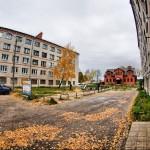 Вольгинский осенью