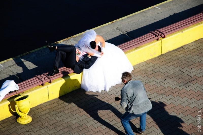 Женятся...
