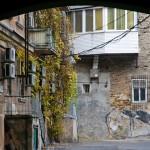 Улицы Бунина и Жуковского