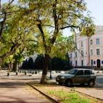 Улицы Еврейская и Троицкая