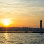 Морская прогулка в Одессе