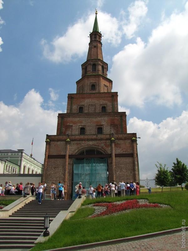 Башня Сююмбикё