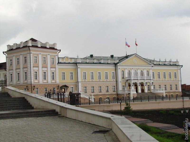 Резиденция Президента Татарстана