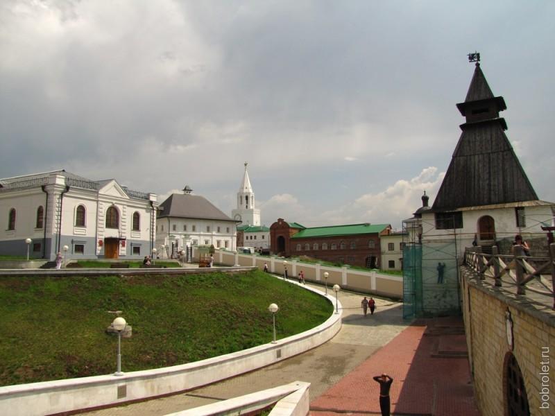 Комплекс Спасо-Преображенского монастыря и Присутственных мест