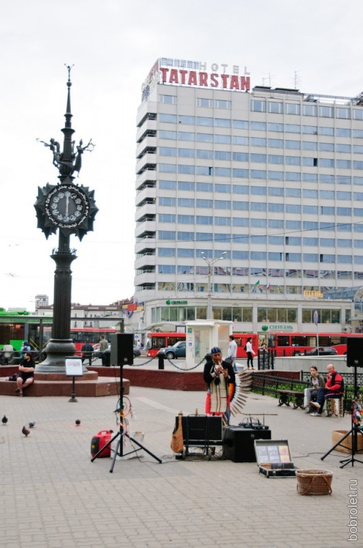 Пернатых прогнали из Москвы