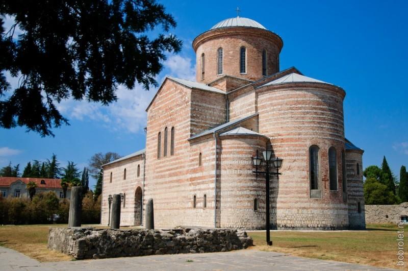 Собор входит в состав исторического музея.
