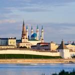 Вечером в Казани