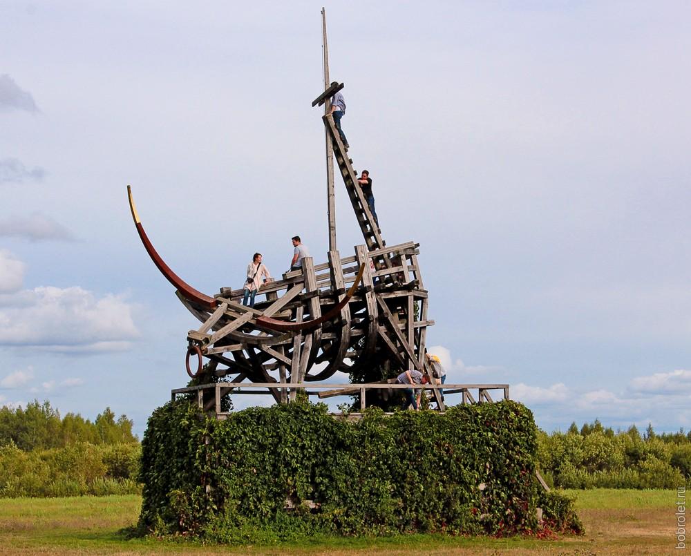 Позолоченный телец - Василий Щетинин, 2009г.