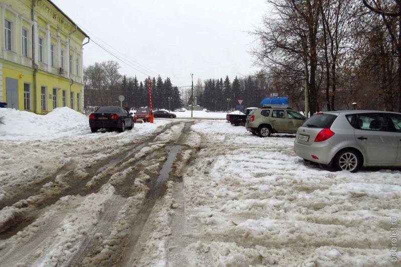 Кто-то жалуется на московских дворников? Полноте...