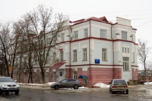 Контора РЖД во Ржеве.