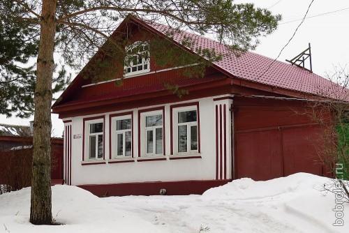 Есть во Ржеве симпатичные, ухоженные старинные домики...